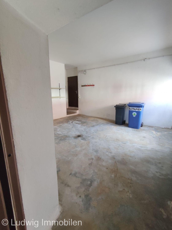 Zugang Stadel in Garage und Wohnhaus