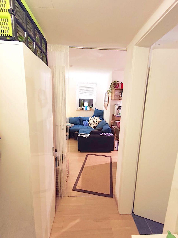 Blick Eingang in Wohnbereich